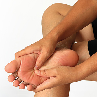 Download our leaflet for advice on your foot care routine