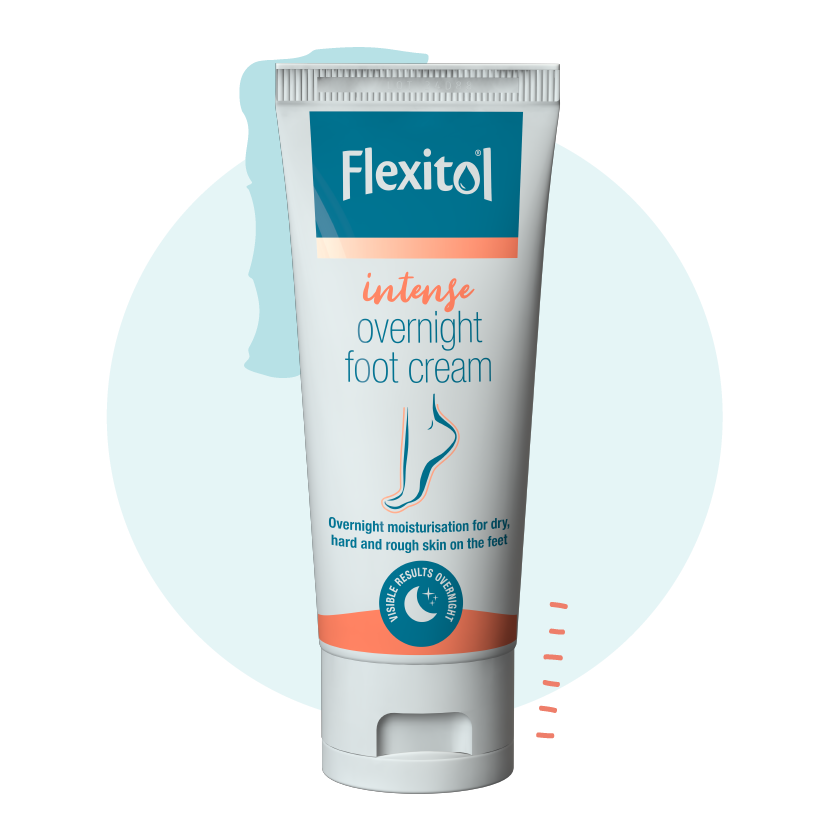 Intense Overnight Foot Cream
